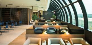 Star Alliance Lounge Rom