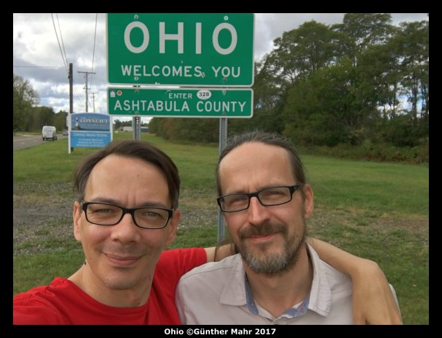 USA Roadtrip Quer Ohio