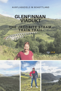 Jacobite Steam Train Glenfinnan Viadukt Harry Potter