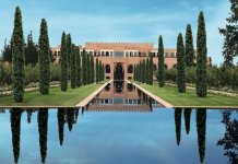 The Oberoi Luxus Resort Marrakesh with Canal