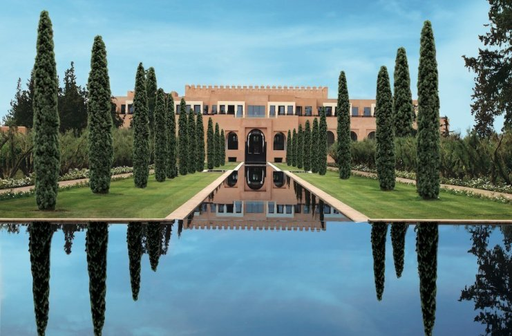 Grand Canal The Oberoi Hotel Marrakesh