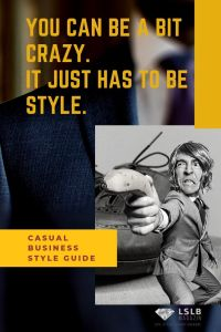 Casual Business Style Guide
