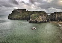 Tenby Insel
