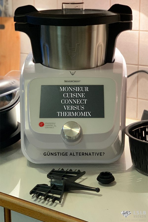 Monsieur Cuisine Connect - Alternative zum Thermomix?