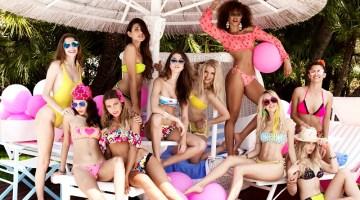 Costumi da bagno: l'estate 2018 è hyppie con la nuova collezione 2bekini