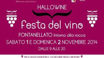 Hallowine: festa del vino a Fontanellato (PR)