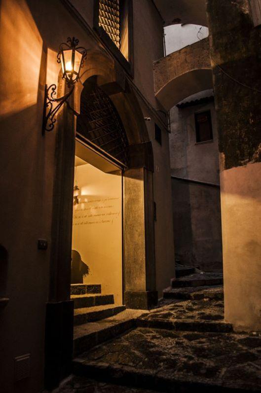 """La Locanda del Cerriglio di Napoli - la """"nuova"""" taverna di Caravaggio"""