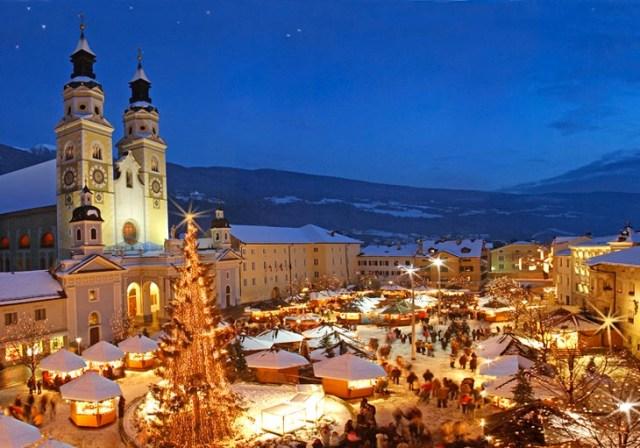 Mercatini di Natale 2014 - Trentino Alto Adige