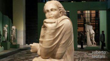 Centrale elettrica Montemartini : Roma antica tra le macchine industriali del primo Novecento