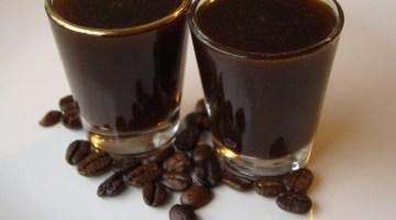 Liquore cremoso al caffè: la ricetta per farlo in casa