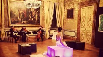 Giamore Night: arte, gioielli e giovani talenti made in Italy