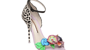 "Scarpe Primavera/Estate 2015 by Sophia Webster: ""le ali ai piedi"""
