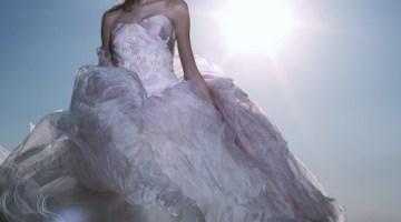 L'abito da Sposa: la visione dello stilista Franco Ciambella