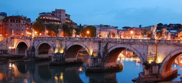 Mezza luna - Ponte Sant'Angelo