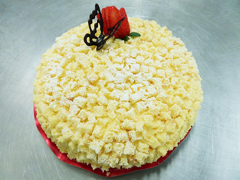 size 40 d8725 53822 Torta Mimosa: un dolce pensiero per la festa della Donna