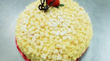 Torta Mimosa: un dolce pensiero per la festa della Donna