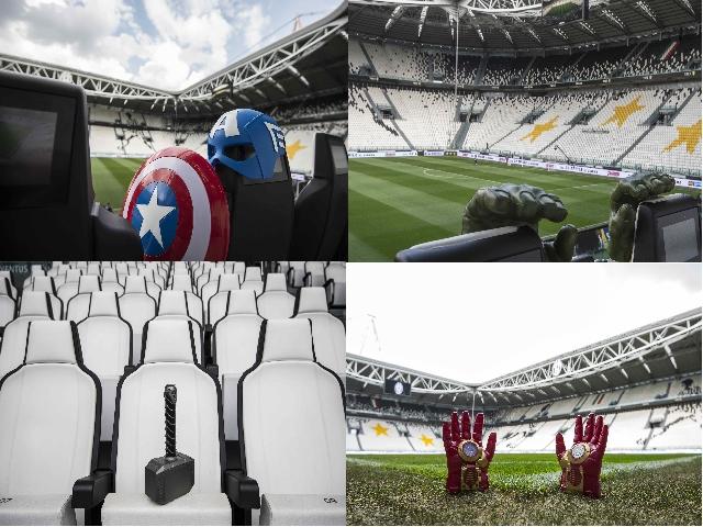 Avengers-Juventus-Lazio-Juventus-Stadium