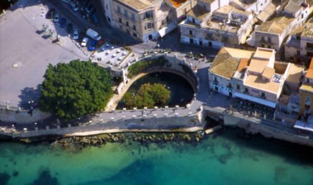 Fonte Aretusa - Ortigia (Siracusa)