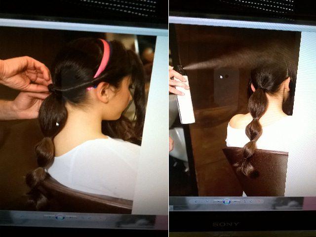 Torchon-capelli