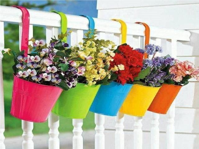 Piante da balcone: idee per ricreare un angolo di verde in città