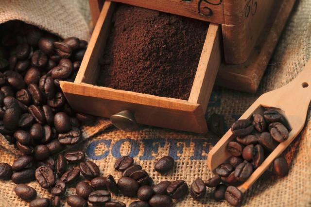 riciclo fondi di caffè