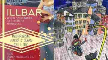 """Mostra """"Illbar"""": ultima tappa presso il Mono bar dal 12 Giugno"""