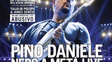 """""""Nero a metà live"""": l'ultimo concerto di Pino Daniele"""
