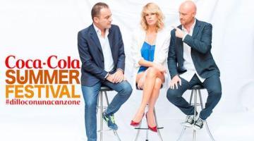 """Coca-Cola """"Summer Festival"""": la colonna sonora dell'Estate"""