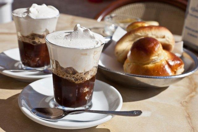 Granita al caff la ricetta per farla in casa for Casa tradizionale siciliana