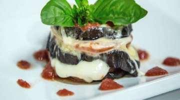 Ricette estive light: melanzane alla parmigiana in versione dietetica