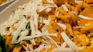 Orecchiette al pomomascarpone: la ricetta creata da Ugo Tognazzi