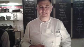 Andrea Misseri: uno chef essenziale ma con un tocco barocco