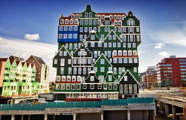 Inntel Hotel Amsterdam Zaandam