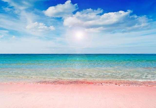 Spiaggia rosa (Isola di Budelli, Arcipelago La Maddalena)