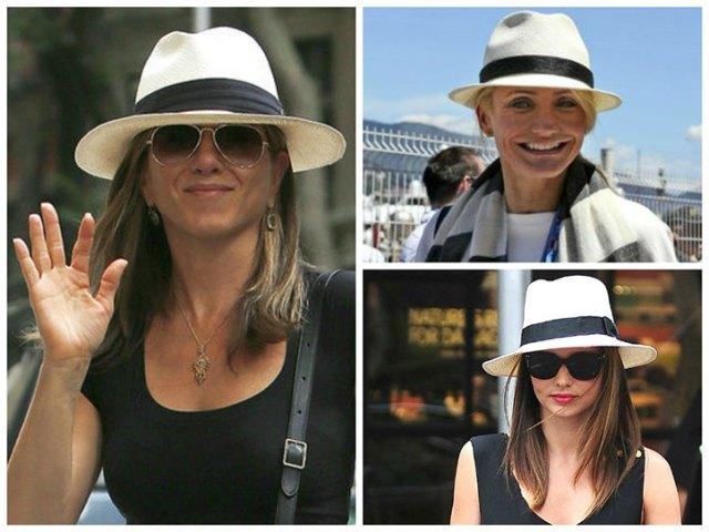 Jenifer Aniston, Cameron Diaz, Miranda Kerr