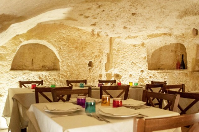 Ristorante Soul Kitchen Matera - interno