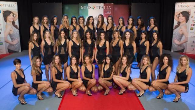 Miss Italia 2015: le 33 finaliste scelte dalla commissione tecnica a Jesolo