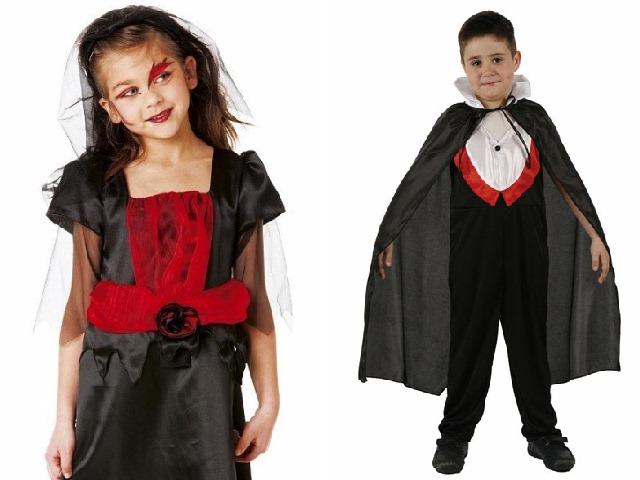 Ben noto Costumi di Halloween per bambini: 5 modelli semplici da fare in casa LD23