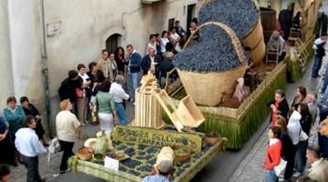Sagra dell'Uva di Marino: 4 e 5 Ottobre 2015