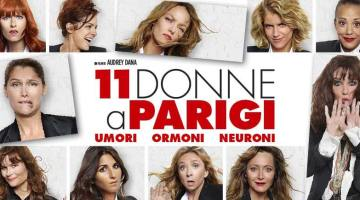 11 donne a Parigi: in anteprima la recensione del film in uscita il 3 Dicembre