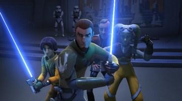 Star Wars Rebels: dal 7 al 15 Novembre un canale Sky interamente dedicato alla serie (trailer e gallery)