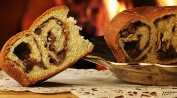 Dolci natalizi regionali: la torta gubana friulana