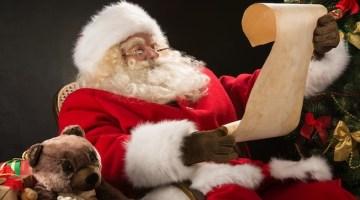 Lettera Babbo Natale: come scriverla e avere una risposta personalizzata