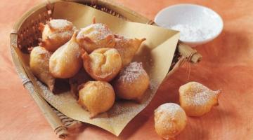 Dolci natalizi regionali: le pettole di Matera