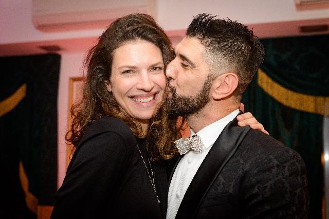 Chiara Ricci e Antonio Martino