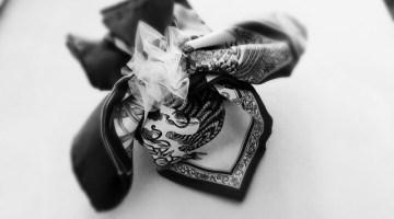 Bomboniere vintage: vi presento LOV, il nodo d'amore eterno