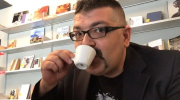 """Adriano Barone: un caffè """"adrenalinico"""" con l'autore del romanzo spin off del film """"Ride"""""""