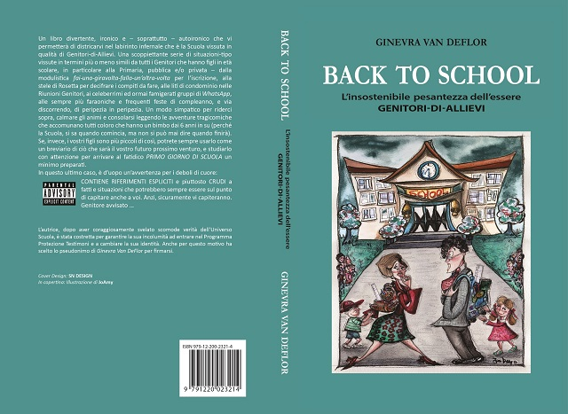 libro Back to school