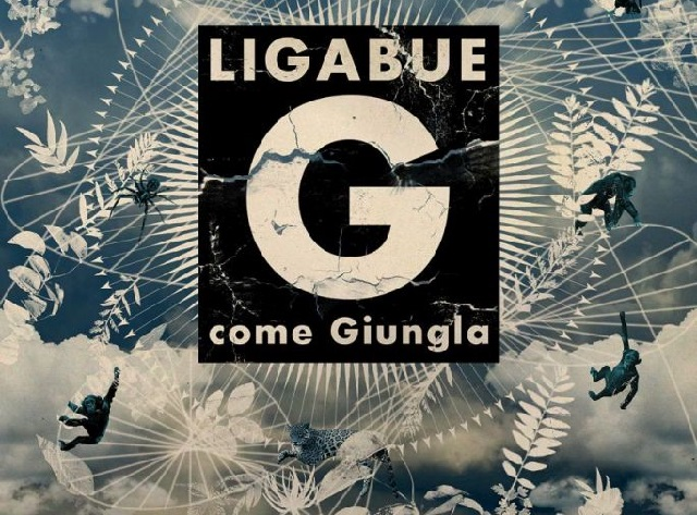 G come Giungla (cover)