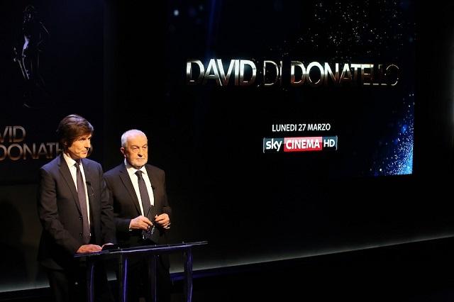 Premi David di Donatello 2017: tutte le nomination